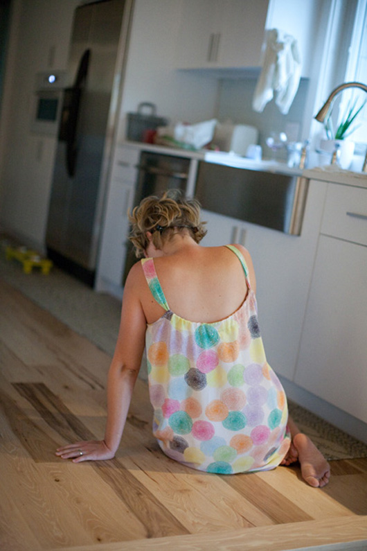 Images splendides et mouvantes d un accouchement naturel for Accouchement la maison