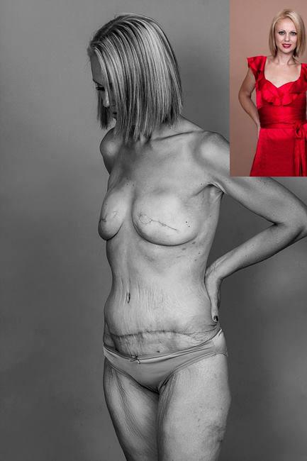 Elle photographie des gens nus en train d'accomplir des