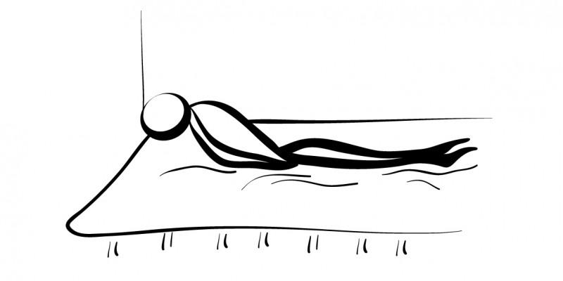 Santé: Cinq positions de yoga qui vous feront bien dormir