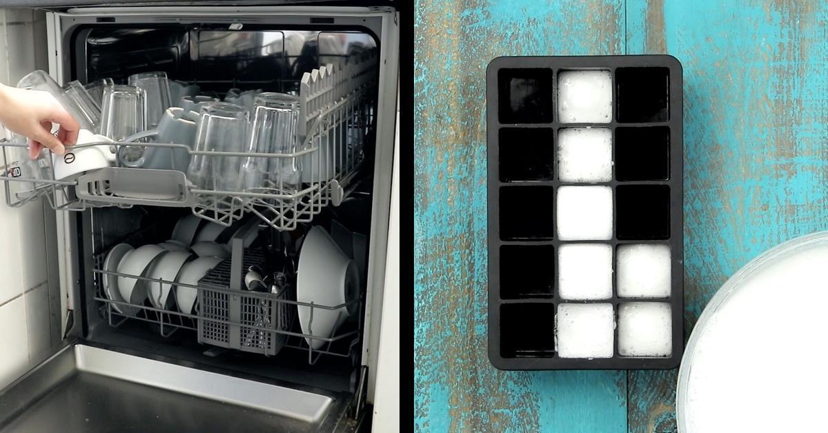 remplacer dosette lave vaisselle