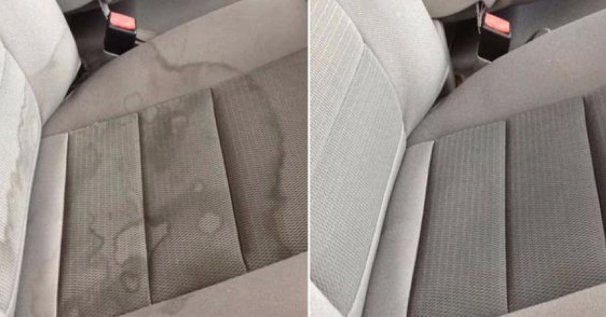 10 astuces pour nettoyer votre voiture. Black Bedroom Furniture Sets. Home Design Ideas
