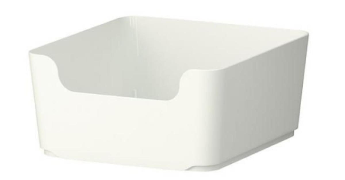 10 Facons D Utiliser Les Boites De Rangement Ikea