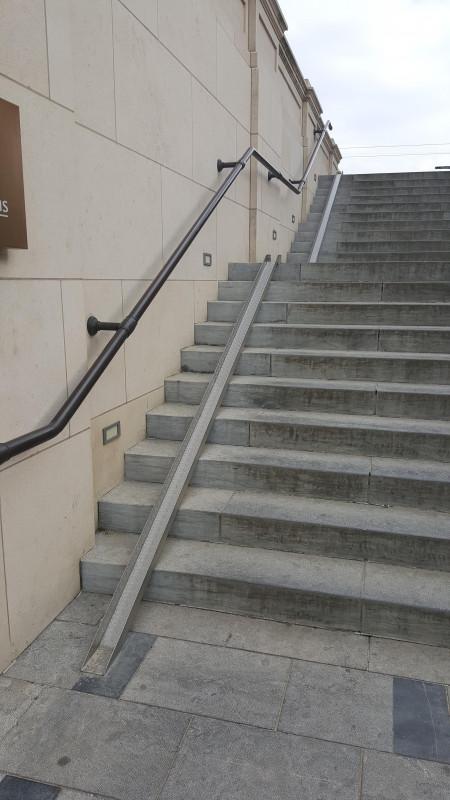 escaliers pour cyclistes