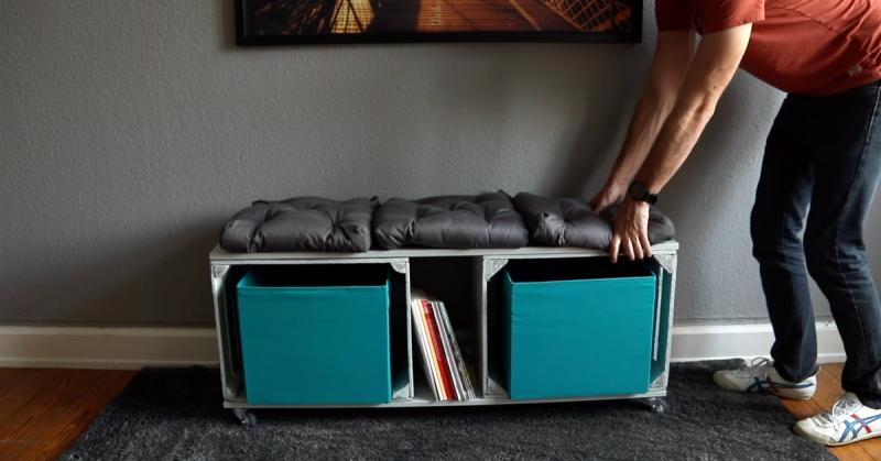 6 meubles simples à fabriquer soi-même. 498dedcd57991fe35fd813f2e761e0d7-800x419