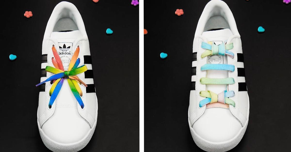 12 idées pour faire ses lacets de façon stylée