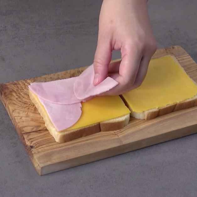 Sandwich bien fait