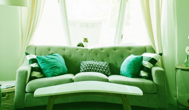photo d'un canapé