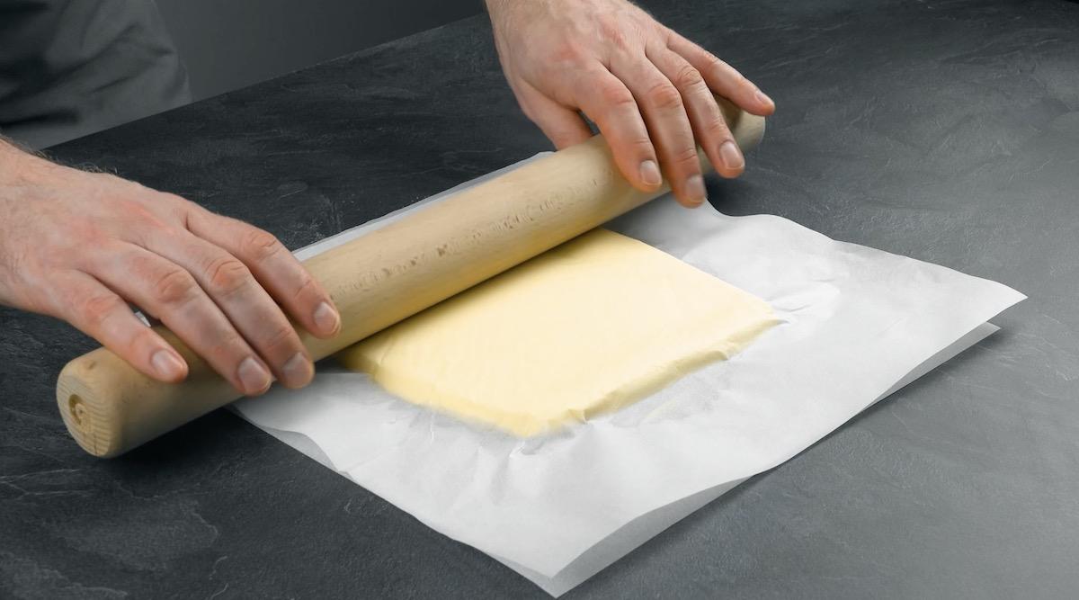 aplatir le beurre
