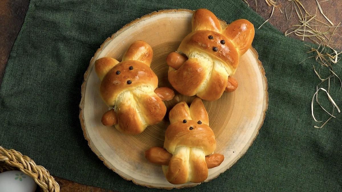 lapins terminés