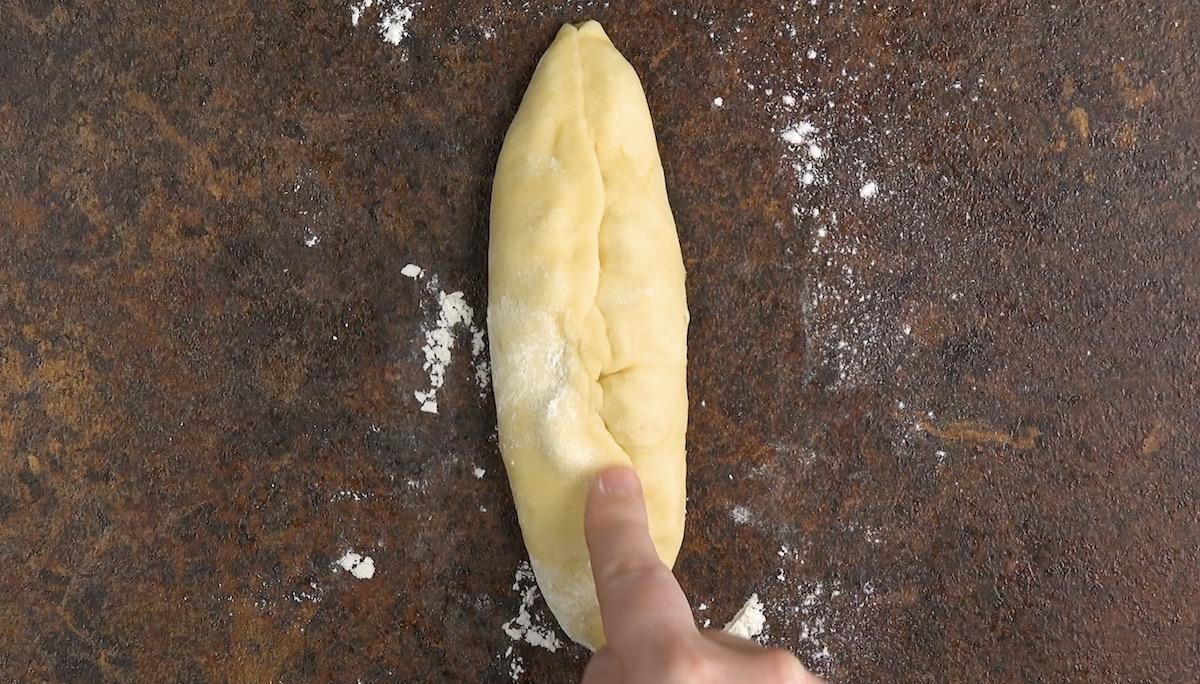 plier pâte