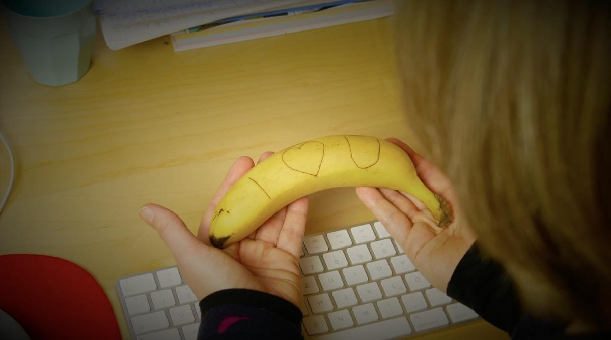 astuces créatives avec des bananes