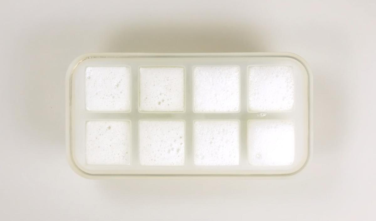 8 cubes d'aloe vera
