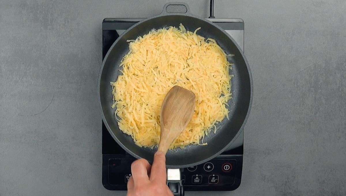 faire cuire les pommes de terre à la poêle