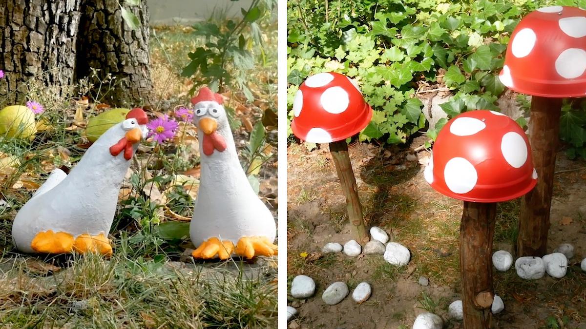 Idées de décoration pour votre jardin