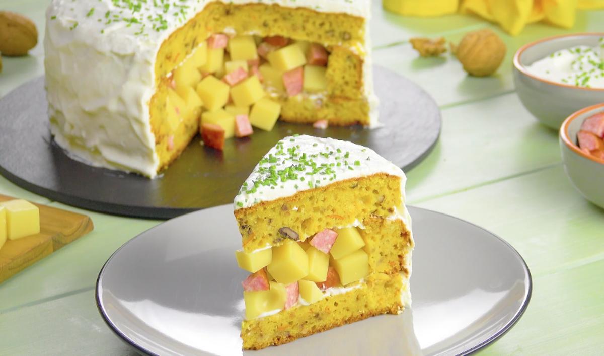 gâteau au potimarron