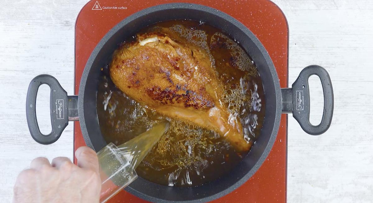 faire cuire la viande