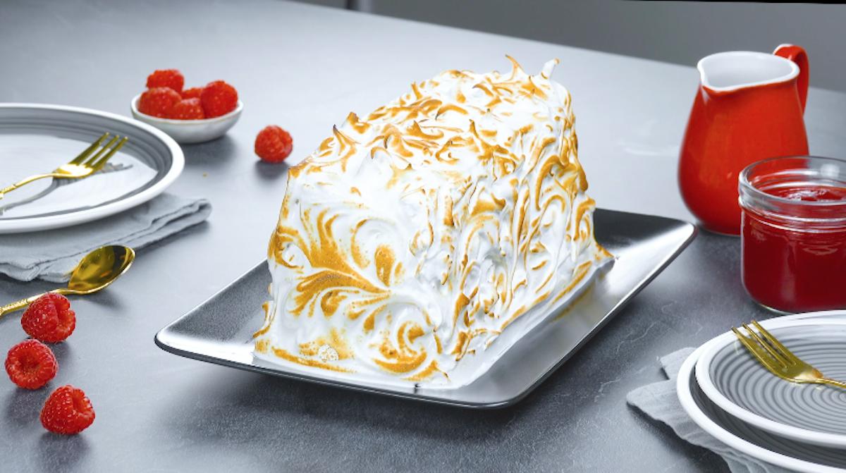 gâteau meringue