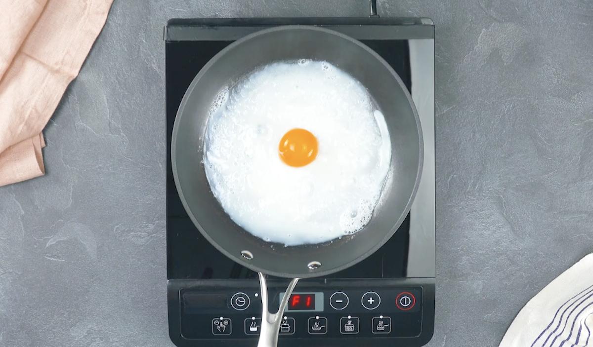 œuf au plat