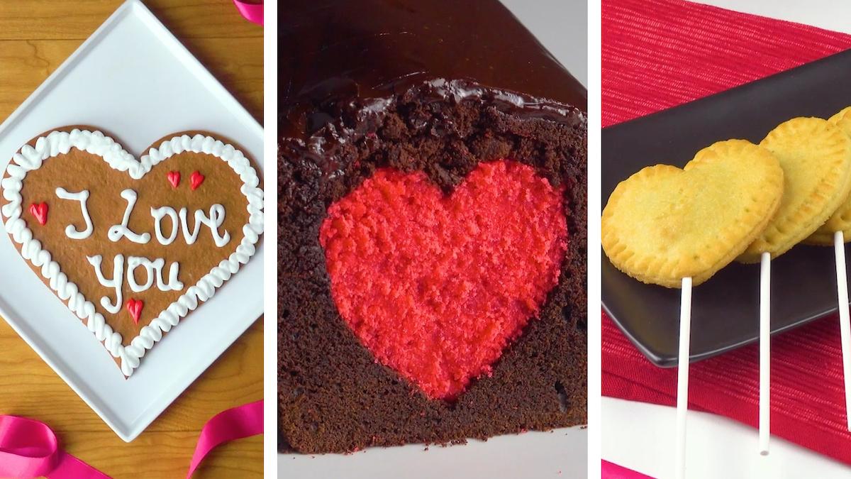 3 recettes sucrées originales pour la Saint-Valentin