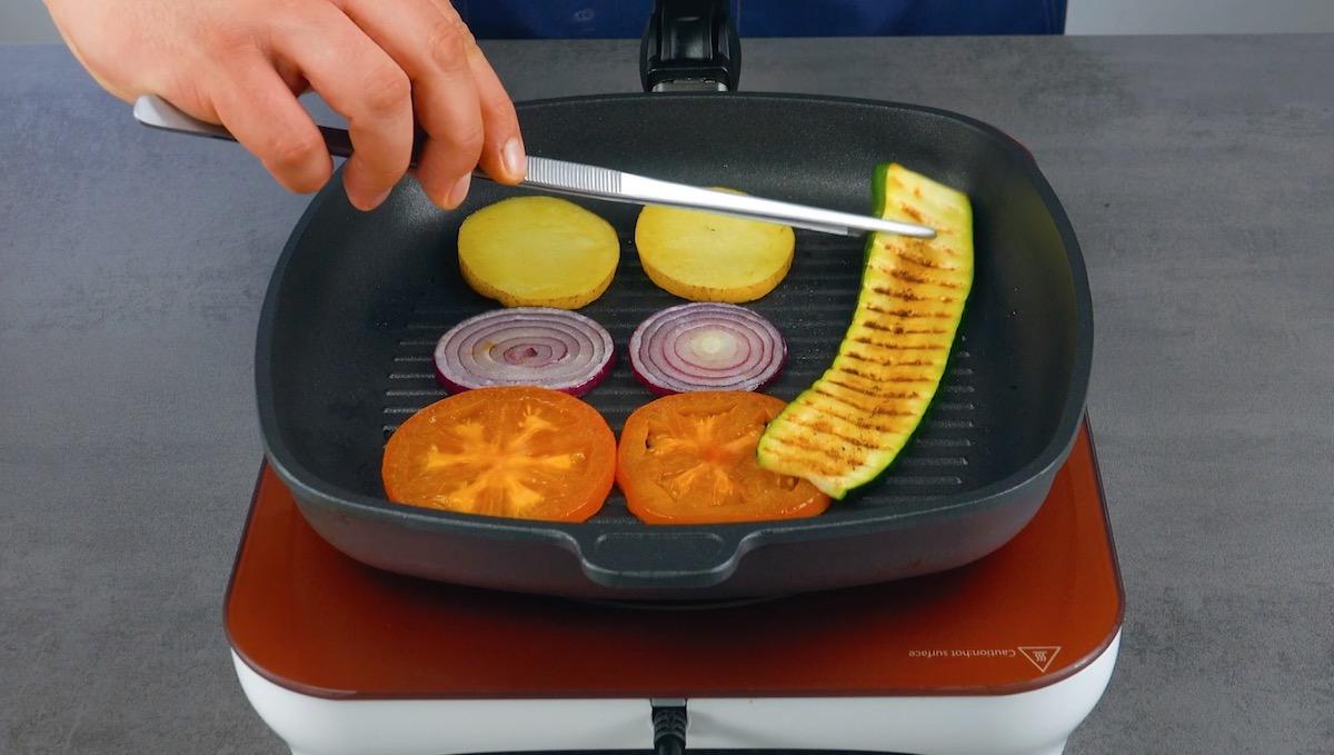 faire cuire les légumes