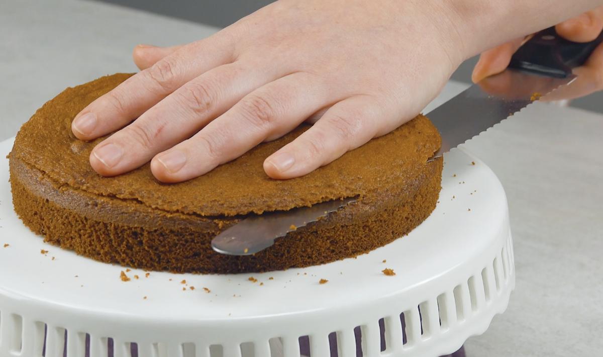 couper les gâteaux en 2