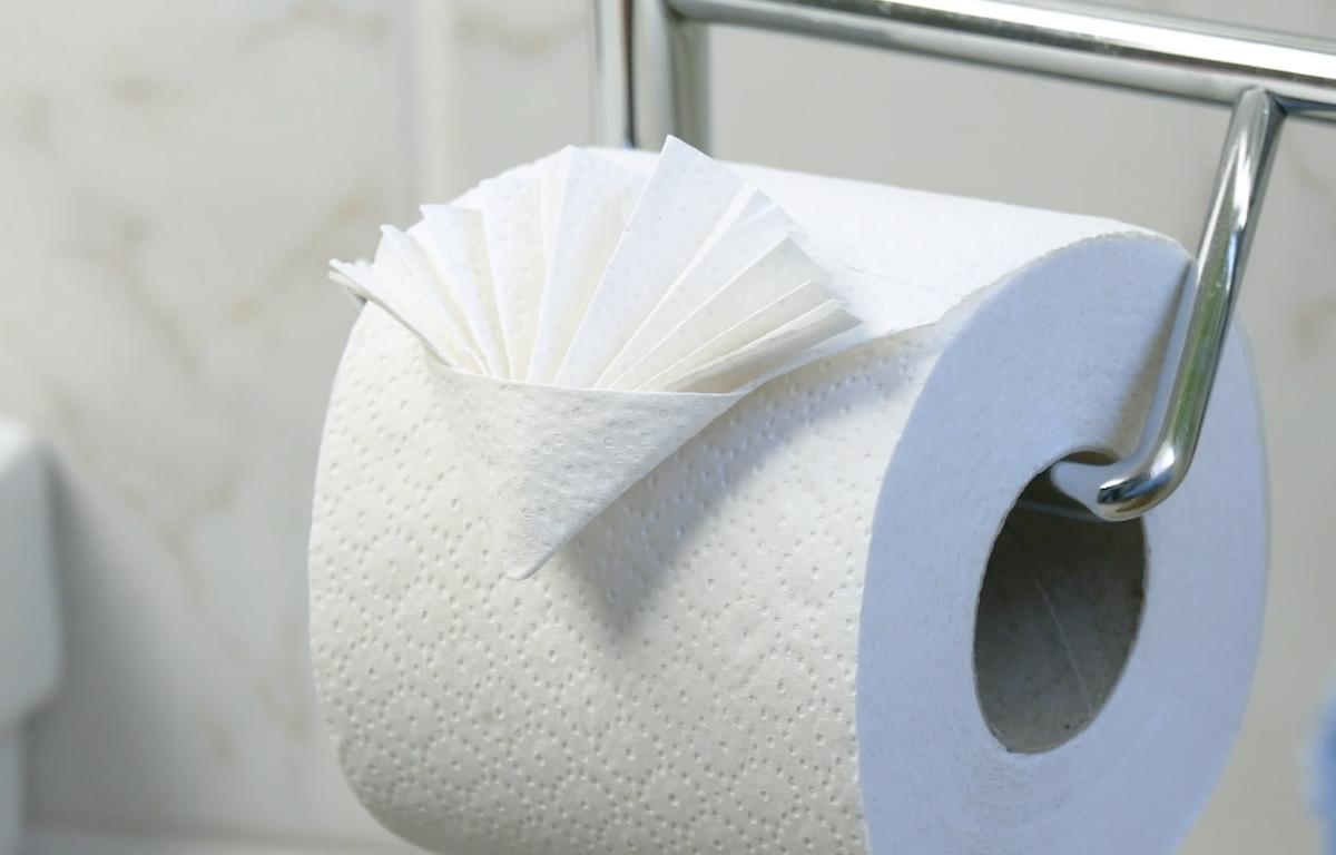 Faire de l'origami avec du papier toilette