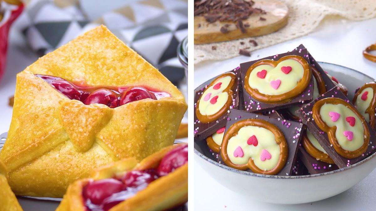 Descadeaux délicieux pour la Saint-Valentin