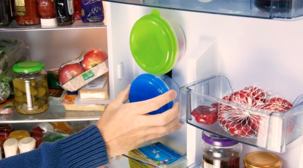 tips for keeping your fridge clean and tidy