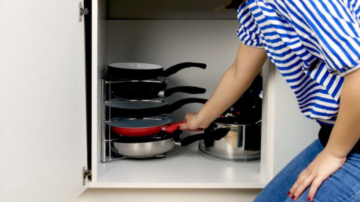 Tips for better organization in the kitchen