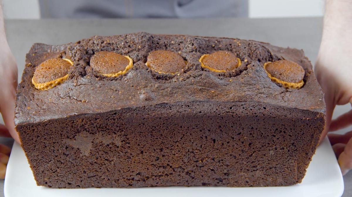 faire cuire le gâteau