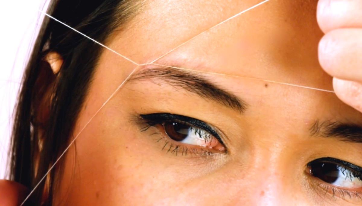 conseils de maquillage pour des sourcils parfaits