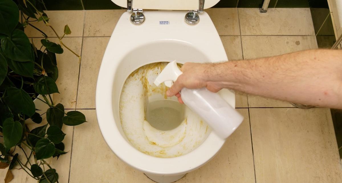 Nettoyant pour WC