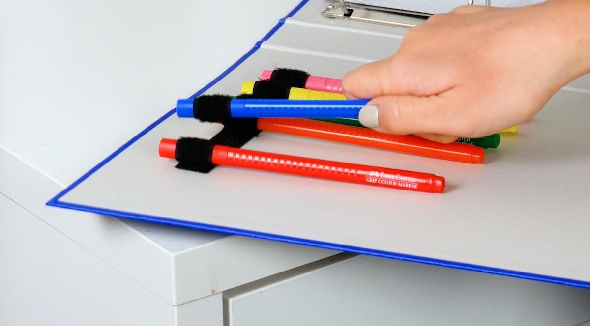 Rangement pour stylos