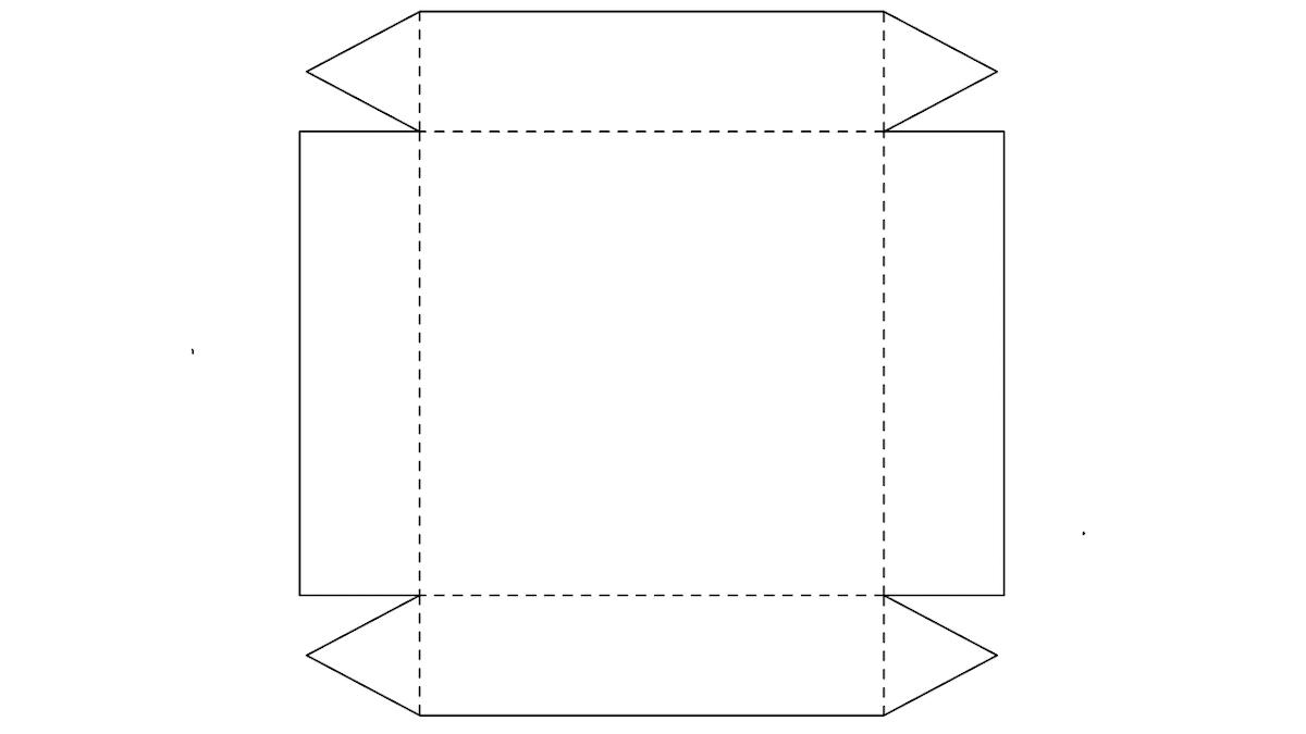 modèle de couvercle