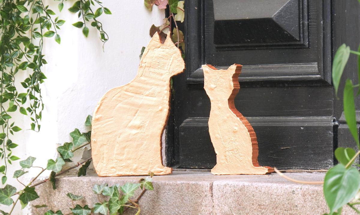 chats en béton