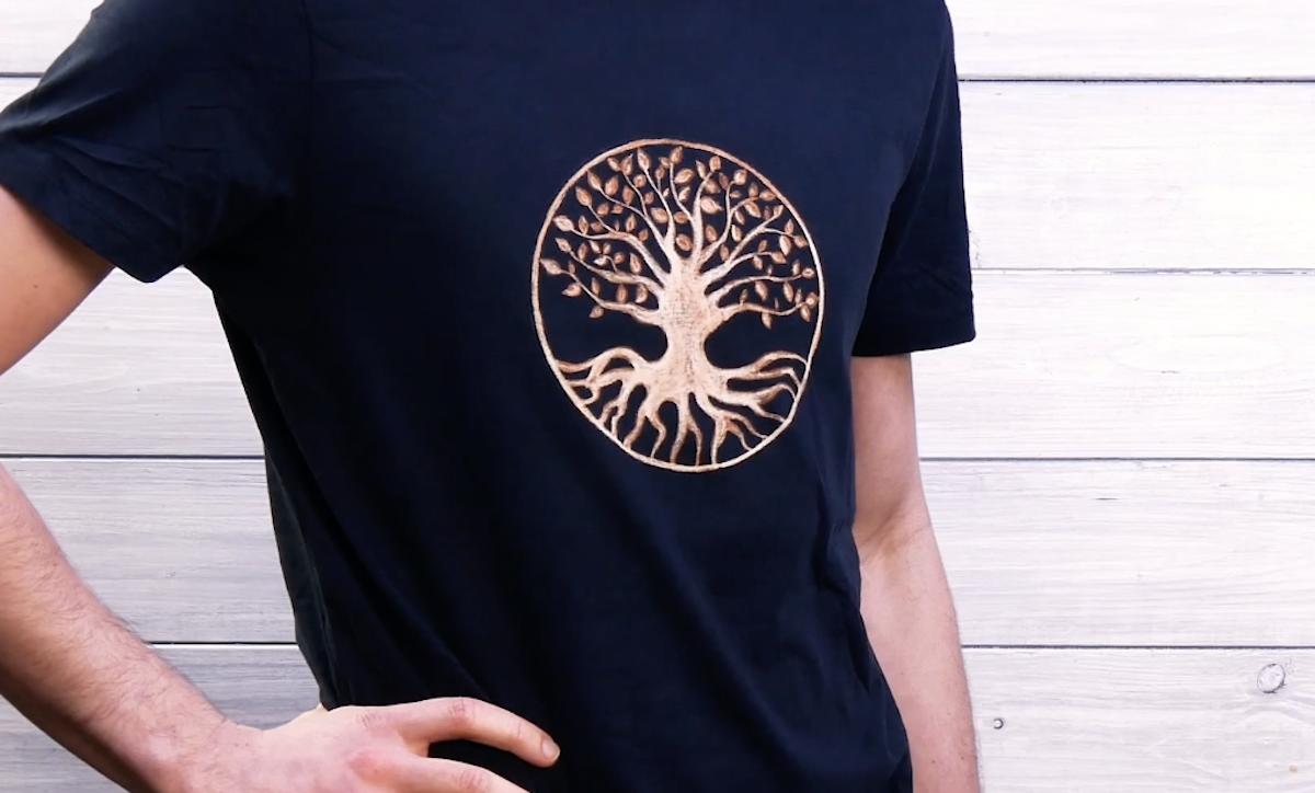 Customisez vos t-shirts avec de vieux surligneurs