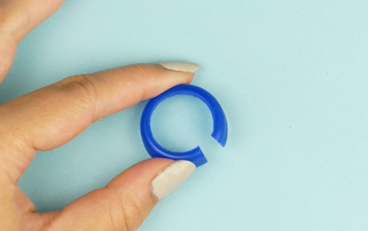 couper l'anneau