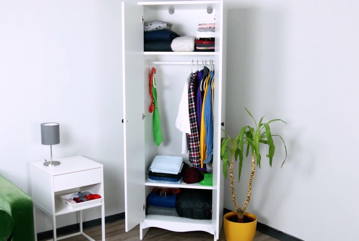 Astuces pour plier les vêtements