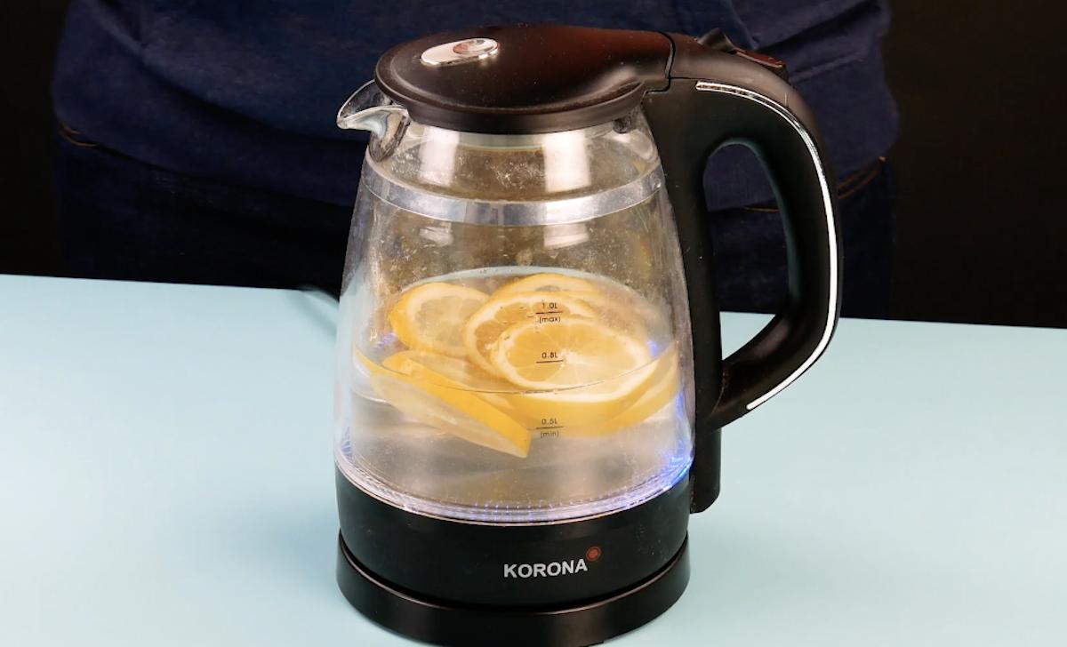 astuces avec du citron pour le ménage
